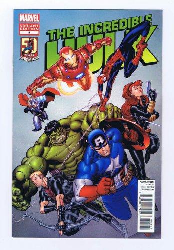 Incredible Hulk #8 Ed McGuinness Variant Cover 2012 Marvel Comics