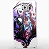 jack and sally iphone case - Nightmare Before Christmas Jack and Sally for Iphone and Samsung Galaxy Case (Samsung Galaxy S6 white)
