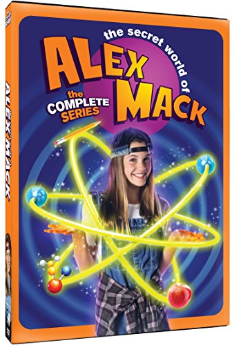 Secret World of Alex Mack, The - The Complete Series (Rare Mack Trucks)