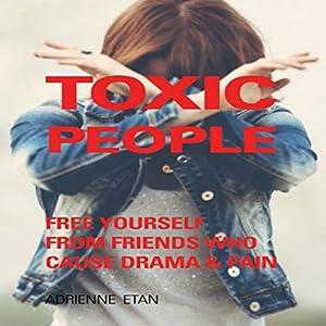 Toxic People Audiobook