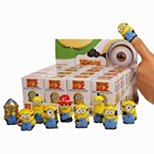 Thief minion Boss minion finger puppet one of glue (minion puppet creature-filled) / DESPICABLE ME2 MINION FINGER PUPPET 1pcs