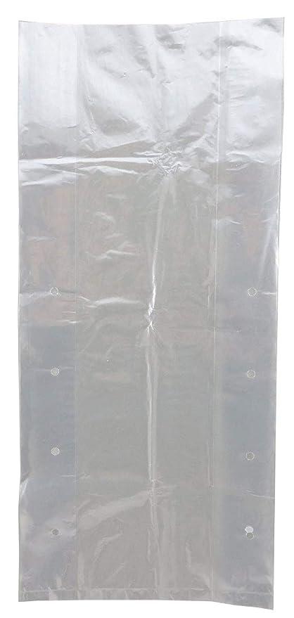 Amazon.com: Plástico bag-clear LDPE Poly Vented producir ...