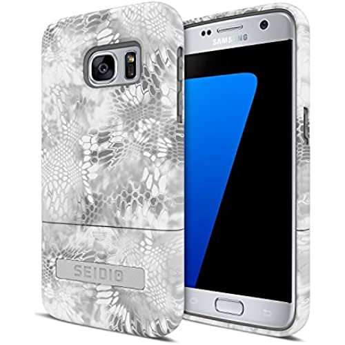 Seidio SURFACE Case with Official Kryptek Yeti Pattern for Samsung Galaxy S7 - Retail Packaging - Kryptek Yeti Sales