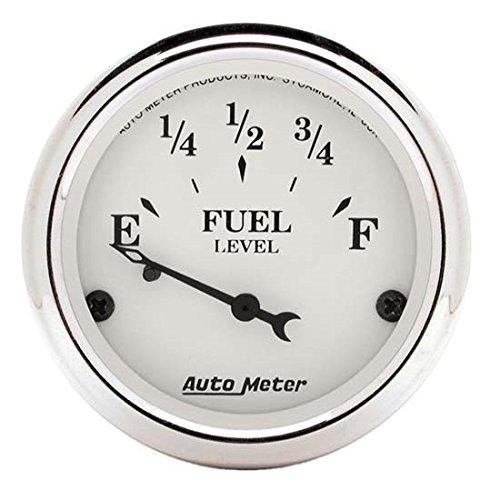Cobalt Level Auto (Auto Meter 1605 Old Tyme White Fuel Level Gauge)