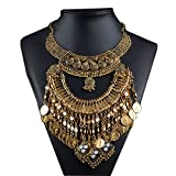 Best Stuffwholesale Necklaces - Stuffwholesale Vintage Tribal Necklace with Coin Disc Pendant Review