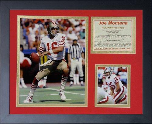 Joe Montana Framed - 7