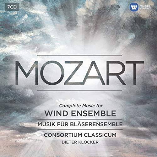 - Mozart: Complete Music for Wind Ensemble / Musik fur Blaserensemble
