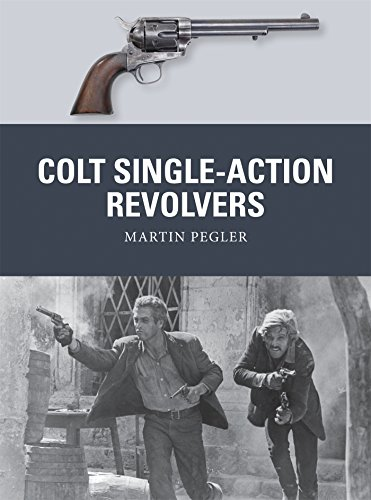 Goblin Green Weapons - Colt Single-Action Revolvers (Weapon)