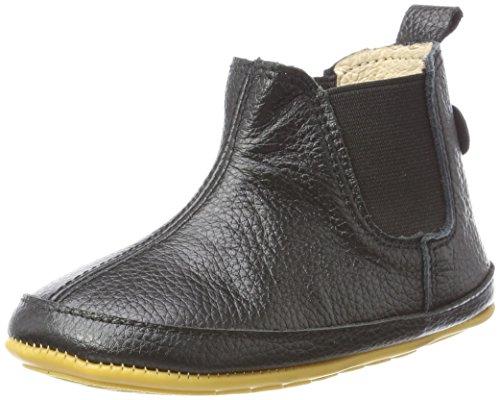 Unisex Boots By Mixte 190 black Noir Chelsea Prewalker Melton Lauflerner Enfant Move f4qIwR