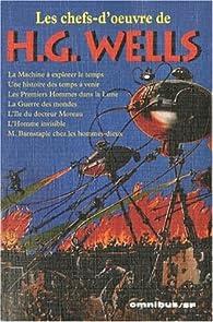 Les chefs d'oeuvre de H.G. Wells par H.G. Wells
