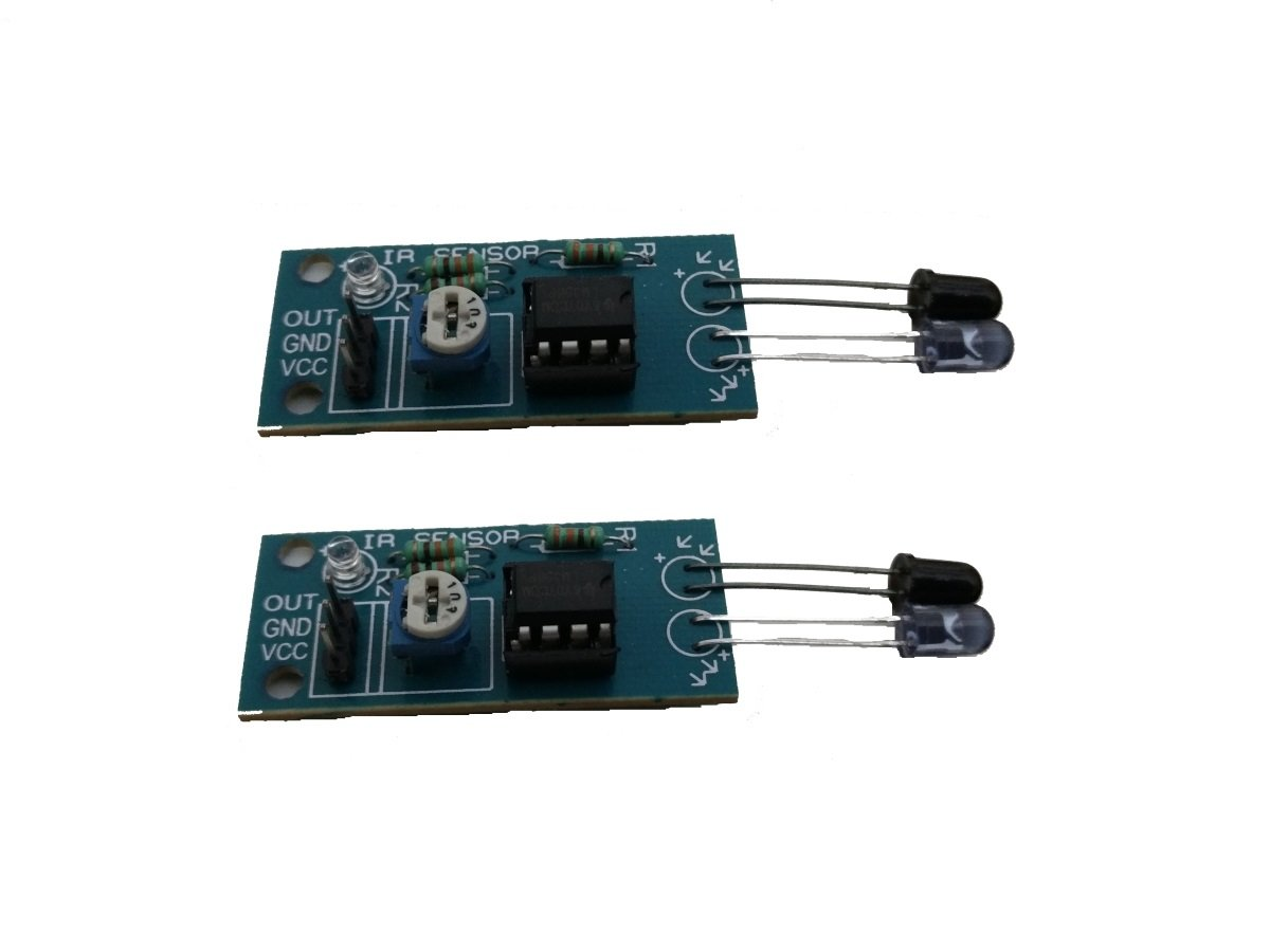 Embeddinator Pcb And Copper Line Follower Robotic Diy Kit Without Rf Remote For Home Appliances Microcontroller Blue