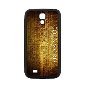 Custom Christian Back Cover Case for SamSung Galaxy S4 I9500 JNS4-204