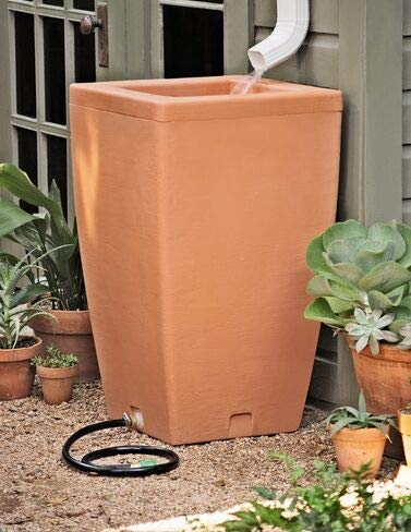 Gardener's Supply Company Santa Fe Rain Barrel