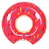 Summens Donuts Swimming Ring Extra Thick Inflatable Life Buoy for Kids/Adults
