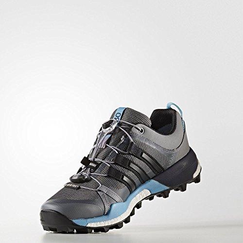 noir Terrex Femme Gtx Randonne W gridos negbas Chaussures De Skychaser bleu Basses Adidas Gris azuvap Multicolore PqFS1S