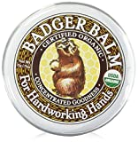 Badger is the best organic salve for your cracked, chapped, rough, weathered and dry skin. This is the stuff you want with you if you are lost in some vast, uncharted wilderness. It has the mild scent of Sweet Birch and Wintergreen Oils, whic...