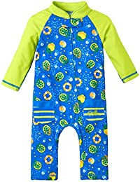 b5daa00147 Baby Boys  UPF 50+ Body Sun Swim Suit – Kids  Sun-
