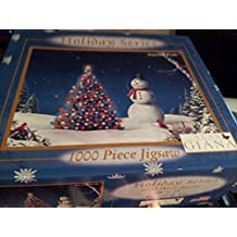 Holiday Series 1000 Piece Jugsaw Puzzle By Alan Giana