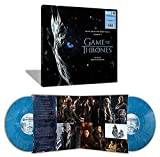 Game Of Thrones Season 7 Exclusive White and Blue Marble 2XLP Vinyl