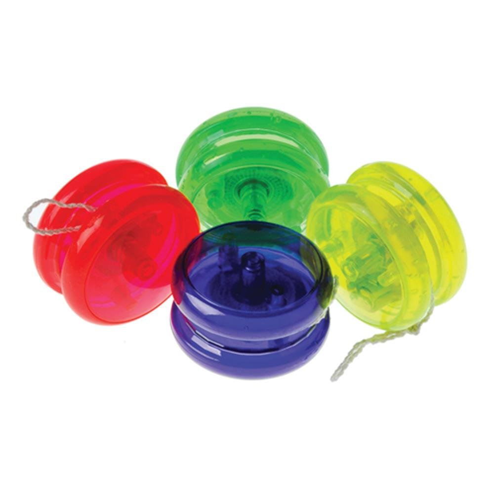 Toy HT285 Flashing Yo-Yos StealStreet SS-UST-HT285 U.S Home