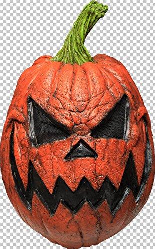 Jack O'Lantern Scary Pumpkin Mask]()