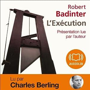 L'Exécution | Livre audio