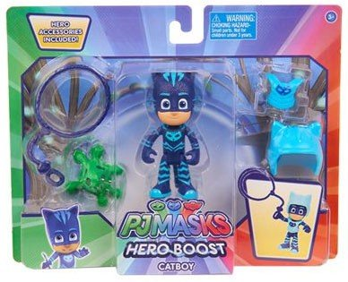 Pj Masks Hero Boost Catboy Action Figure Set 3""
