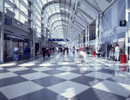 Photo: O'Hare International Airport Passenger - Airport Hare Chicago Pictures O