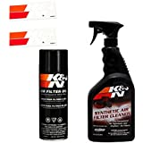 Amazon Com K Amp N 99 5000 Aerosol Recharger Filter Care