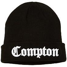 Mister Tee Compton - Gorro para Hombre, Color Negro, Talla única