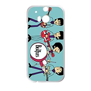 Cartoon The Beatles StylishHigh Quality Comstom Plastic case cover For HTC M8