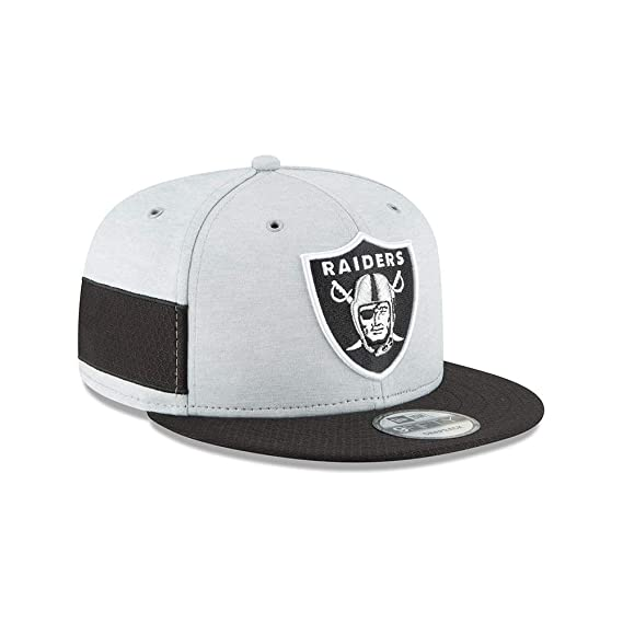 A NEW ERA Era NFL Sideline 9fifty Oakland Raiders Snapback  Amazon.es  Ropa  y accesorios c1285cb6da8