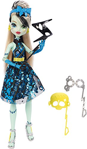 Monster High Dance The Fright Away Transforming Frankie Stein Doll by Monster High