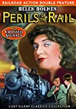 Railroad Action Double Feature: Perils of the Rail (1925) / Crossed Signals (1926) (Silent)
