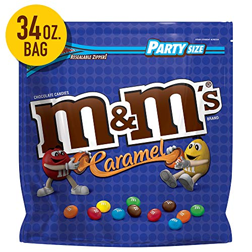 MS Caramel Chocolate Candy 34 Ounce product image