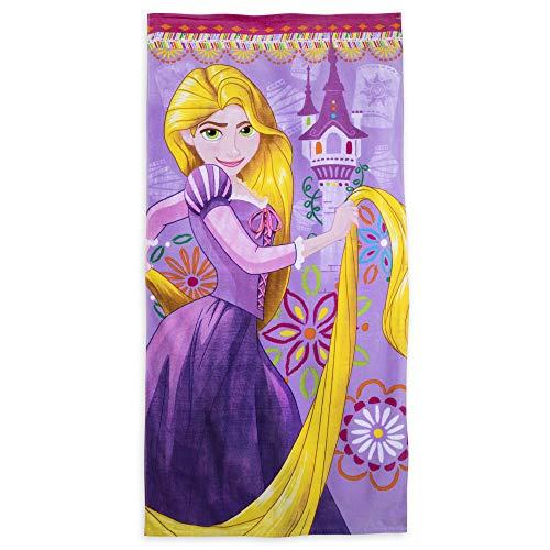 Disney Rapunzel Beach Towel - Multi