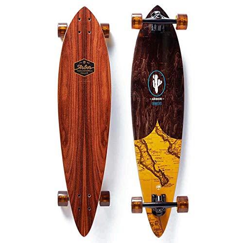 Arbor Fish 37 Skateboard Deck (Groundswell Series, 2018)