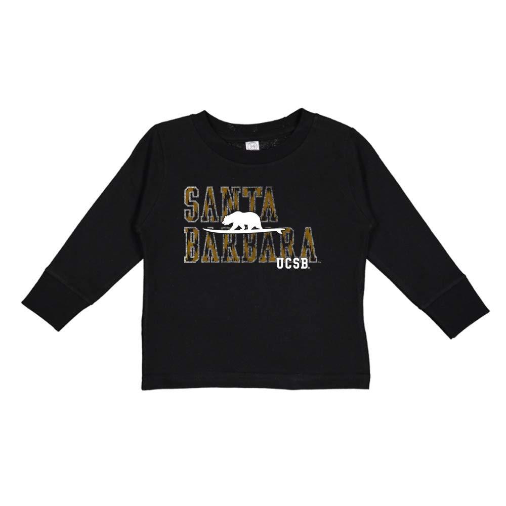 NCAA UCSB Gauchos CE8BV02 Toddler Long-Sleeve T-Shirt