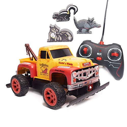 Bo Skeeterz: Bait, Tackle and Tow RC redneck pickup truck
