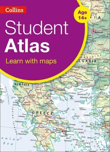 Collins Student Atlas - 0007591381