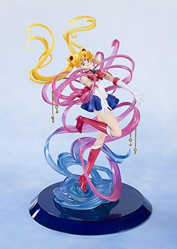 Tamashii Nations FiguartsZero Chouette Sailor Moon Moon Crystal Power Bluefin Distribution Toys BAS55072