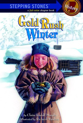 Gold Storm Winter (A Stepping Stone Book(TM))