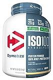 Dymatize ISO 100 Whey Protein Powder Isolate, Natural Vanilla, 5 lbs