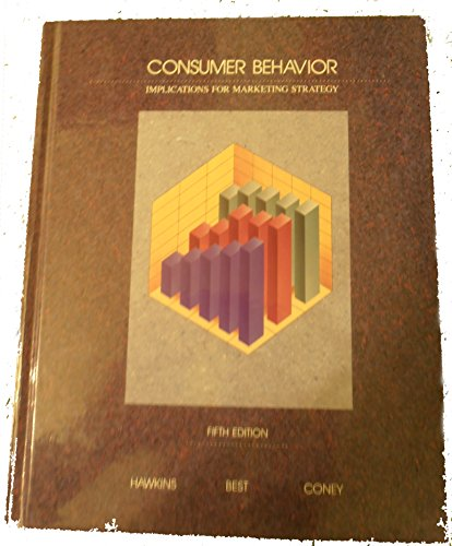 Consumer Behavior: Implications for Marketing Strategy