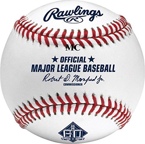Rawlings Official San Francisco Giants 60th Anniversary MLB Game Baseball Boxed