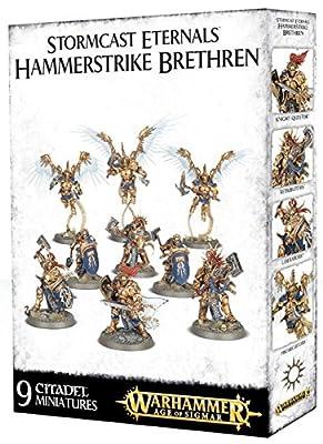 AOS Stormcast Eternals: Hammerstrike Brethren Games Workshop from Games Workshop