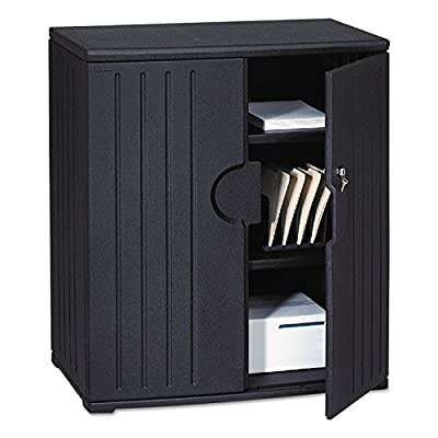 "Storage Cabinet, 2-Shelf, 36""x22""x46"""