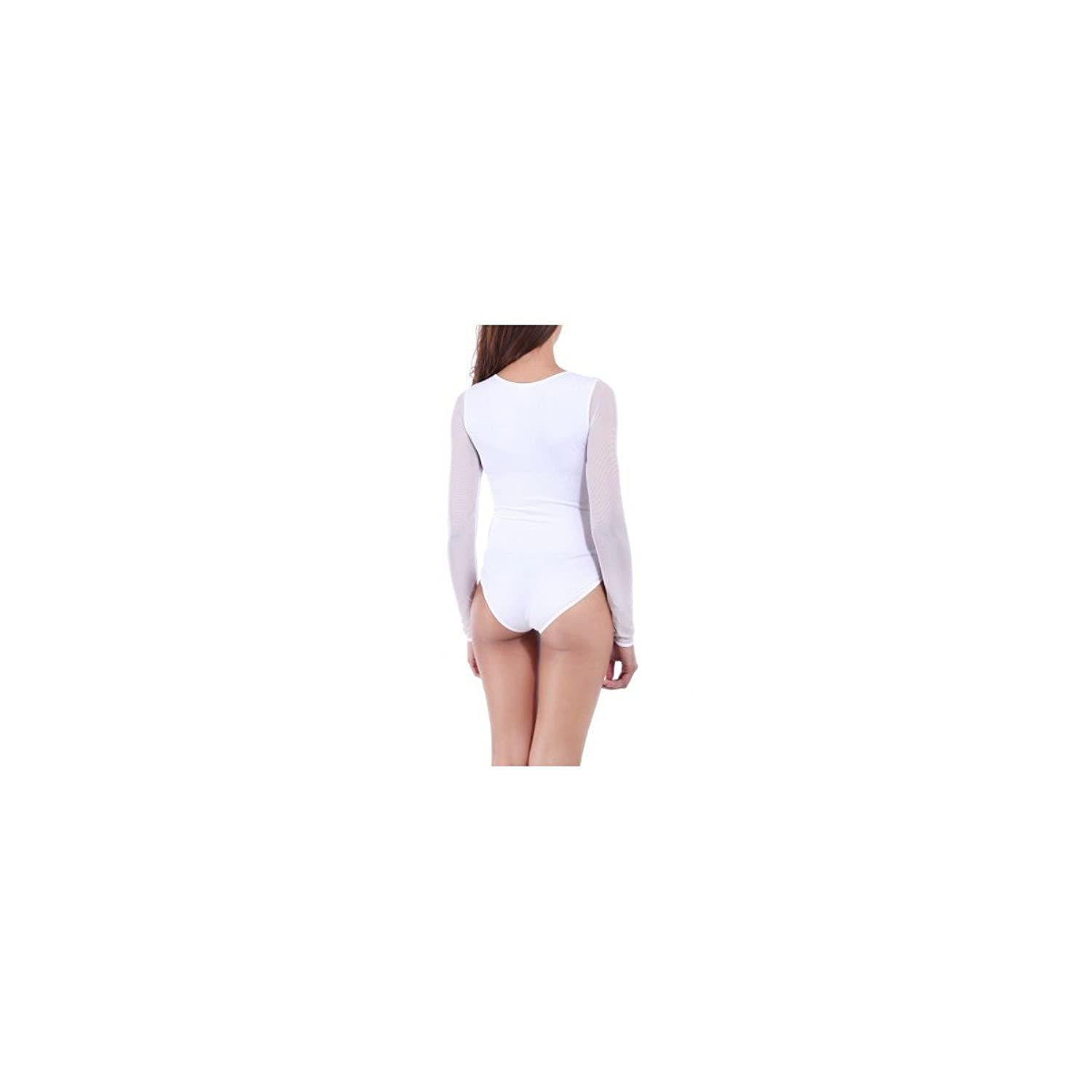 La Modeuse?-?Smooth Effect Bustier Shapewear Bodysuit That Shapes Under Clothing