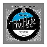 D'Addario HGH-3T Nylon Classical Guitar Strings, Heavy