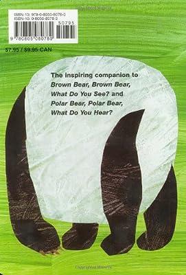 Panda Bear, Panda Bear, What Do You See? Board Book